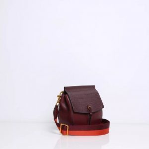 Smaak Quinn cross body burgundy