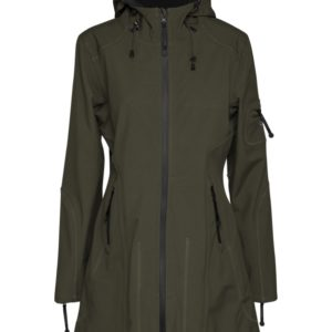 Ilse Jacobsen Rain 7 Army Green