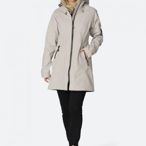 Ilse jacobsen Raincoat Rain 37 Chateau Grey