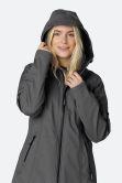 Ilse jacobsen Raincoat Rain 37 Slate