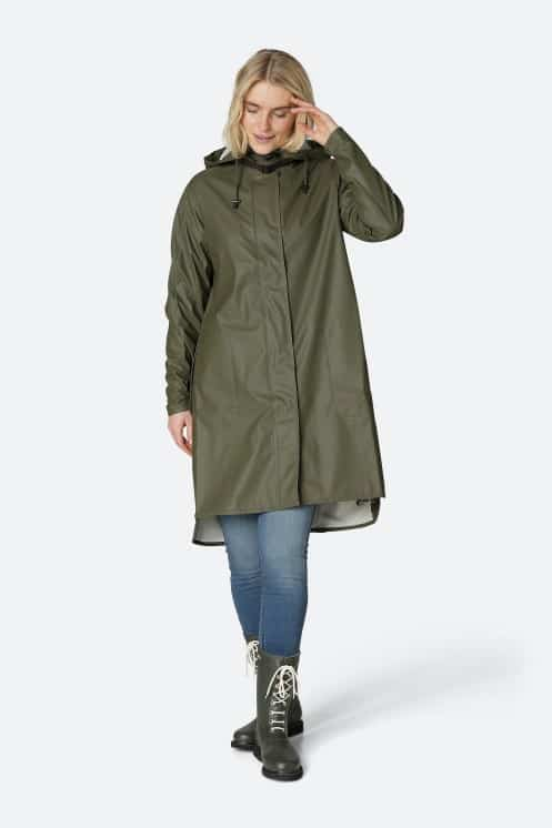 Ilse Jacobsen Rain 71 Army Green
