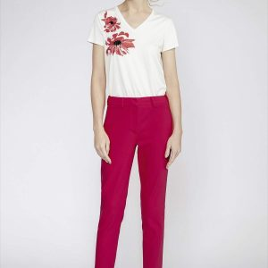 Perspective Clothing Caroline Pants in Fushsia