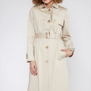 Perspective Clothing Fiona Trench coat