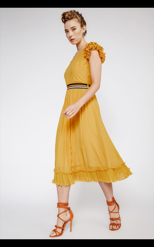 Perspective Clothing Bruce Dress