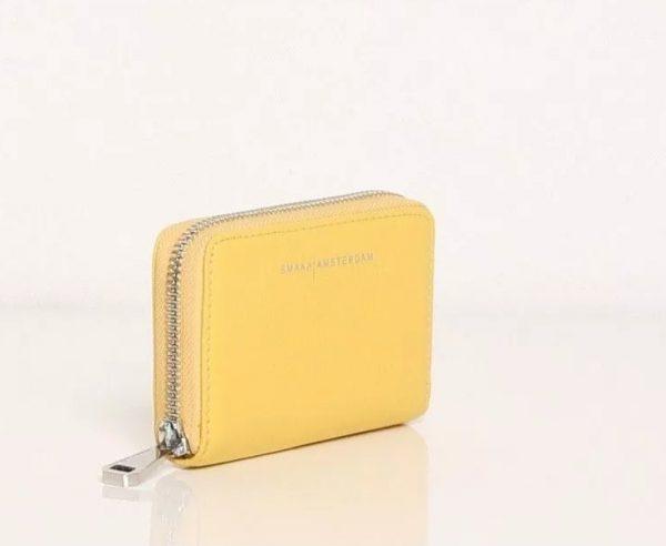 Smaak Amsterdam Jerry wallet Yellow