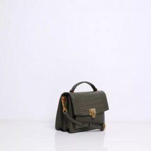 Smaak Patsy Croco Army Green