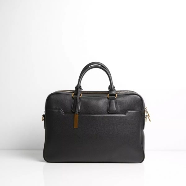 smaak Amsterdam laptop bag black