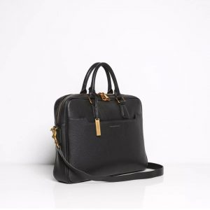 smaak Amsterdam laptop bag black
