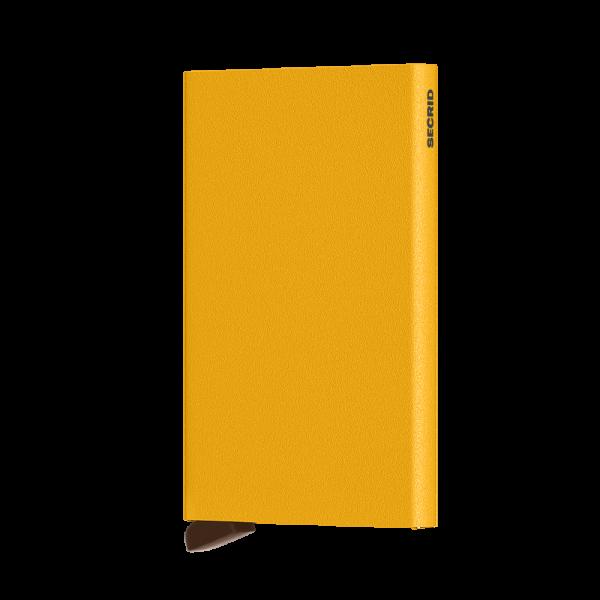 Secrid Cardprotector Powder Ochre