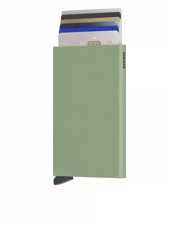 Secrid Cardprotector Powder Pistachio