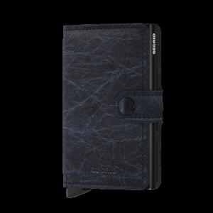 Secrid Miniwallet Crunch Blue Front 300x300