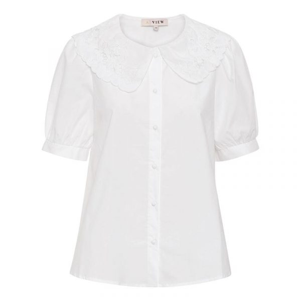 A-View Simona Shirt in White