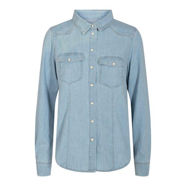 Pieszak Stacy SWAN Denim Shirt Wash Dallas