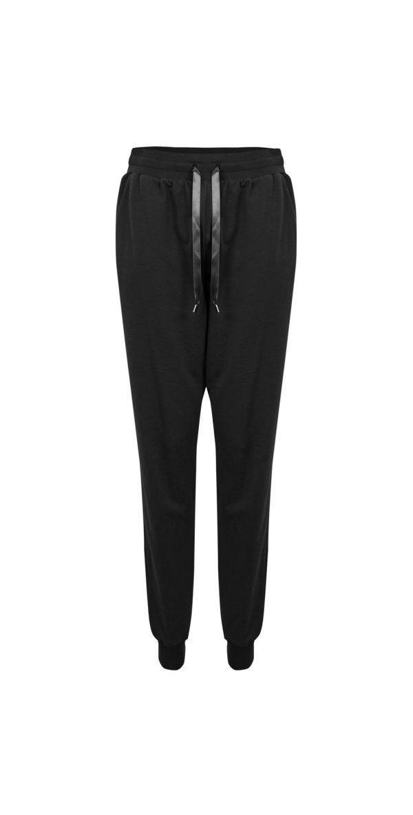 Chalk Tess Jog Pants in Black