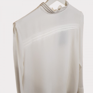 Bariloche Pluton Off White Shirt
