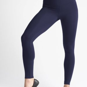 Yummie Blue Rachel Cotton Stretch Shaping Legging