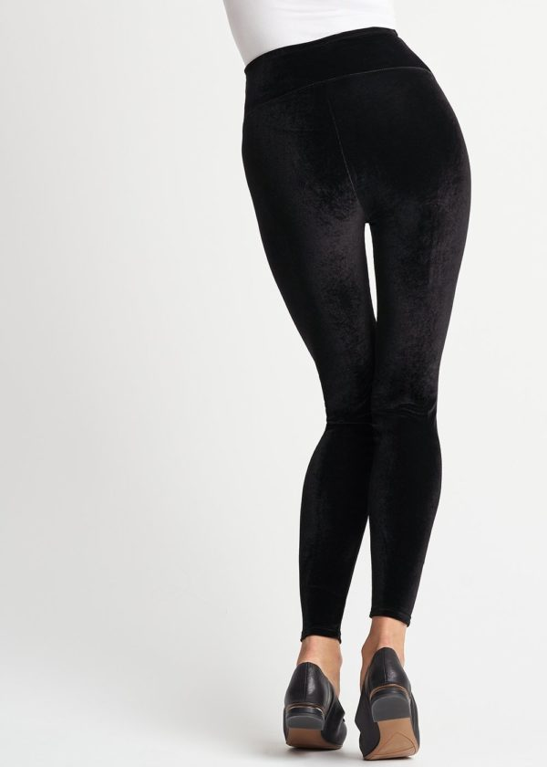 Yummie Velvet Shaping Legging