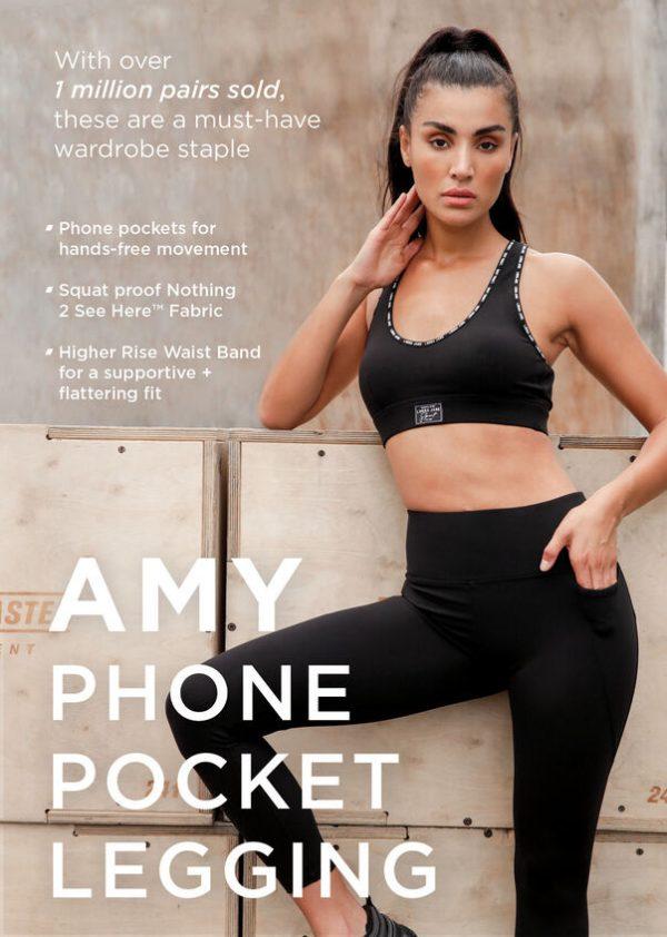 Lorna Jane Amy Phone Pocket Leggings
