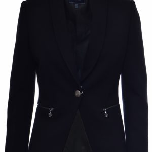 Bariloche Alamillo Tailored Black Blazer