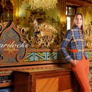 Bariloche Blue Salamanca Jacket