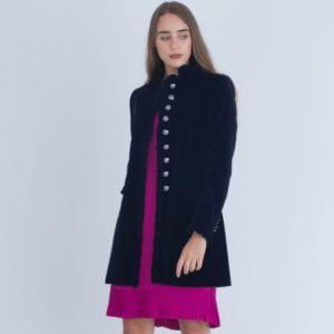 Bariloche Navy Escalada Velvet Jacket