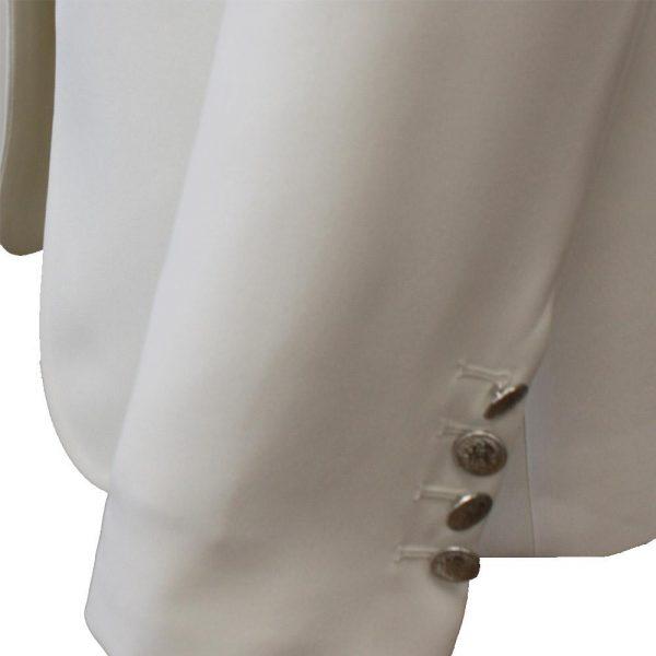 Bariloche Palaos Off White Blazer
