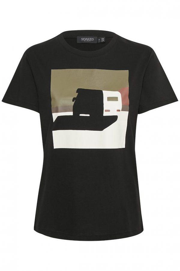 Soaked In Luxury Joleen Tee Shirt