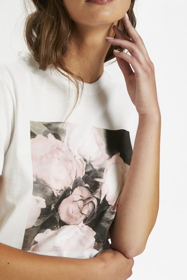 Soaked In Luxury Flower T-shirt