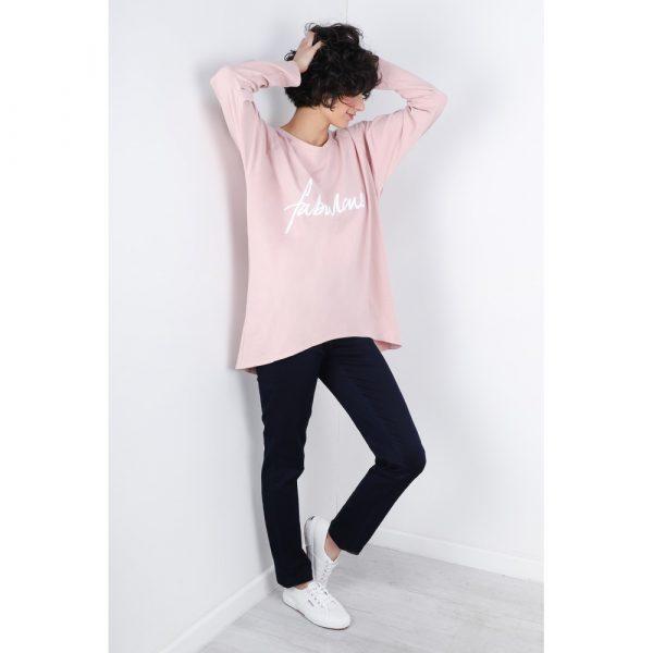 Chalk Robyn Pink Fabulous Top