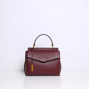 Smaak chloe Bag Burgundy