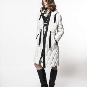 Beaumont Diamond Puffer Coat