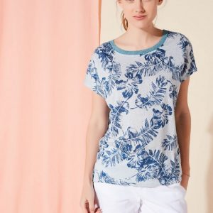 Sud Express Tuor Printed Tee Shirt Sud Express Tuor Printed Tee Shirt