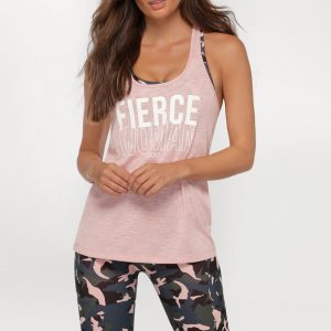Lorna Jane Fierce Slouchy Gym Tank