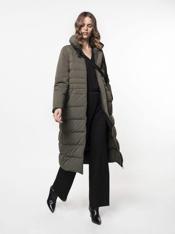Beaumont BI Stretch Coat Forrest Green