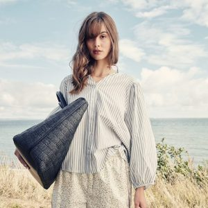 Soaked in Luxury Calville Blouse