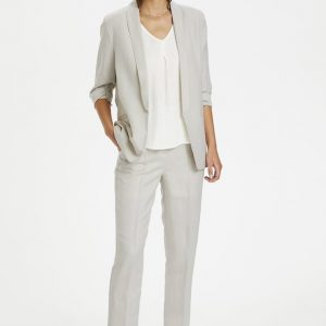 Soaked in luxury Shirley Blazer Whisper White